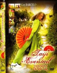 DVD Katy Barcelo taiji quan simple eventail