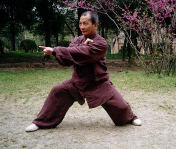 Maître Ding Dahong