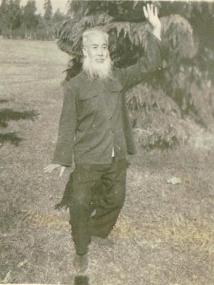 Maître Dai Yetao